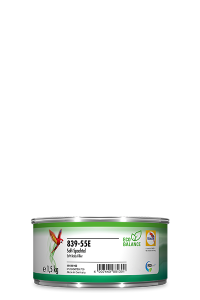 soft body filler 839-55